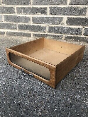 Haberdashery Drawer x 1 - glass fronted - COLLECT ONLY wells in somerset
