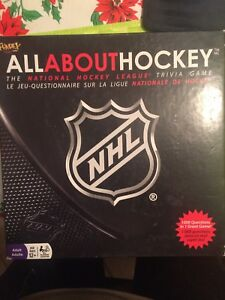 All about hockey board game