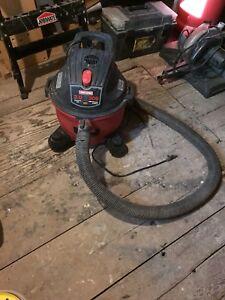 Craftsman wet/ dry vacuum