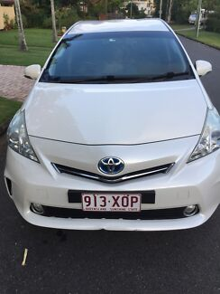 2012 TOYOTA Prius v Kenmore Brisbane North West Preview