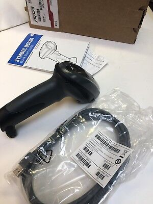 New Open Box Symbol Ds6708-sr20007zzr 2d Laser Imager Barcode Scanner Usb Cable