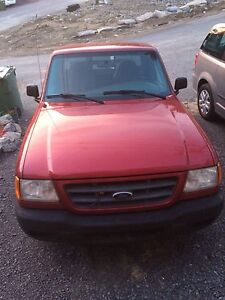Ford Ranger 2001, excellente condition