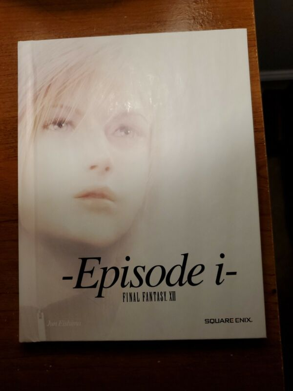 Final Fantasy XIII -Episode i- Book in English