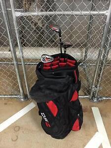 Golf Bag +4 Hybrid,+5 Hybrid+ Sand W all for $120 Ryde Ryde Area Preview