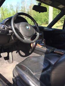 Bmw z3 coupé 2000 automatique m package 2.8l