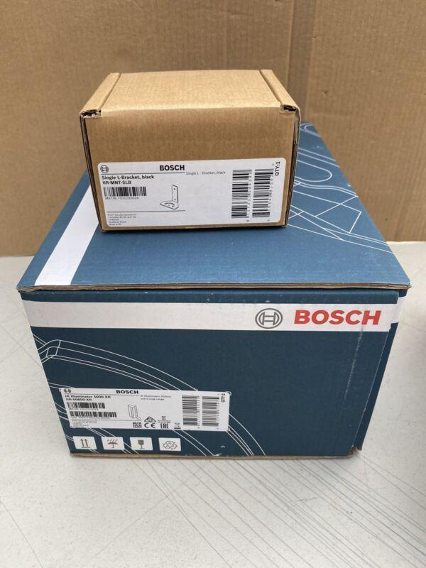 NEW Unused Bosch IIR-50850-XR Infrared Illuminator 5000 XR Long Range & Bracket