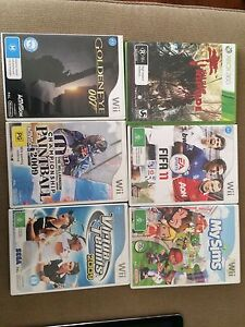 Wii games New Lambton Heights Newcastle Area Preview