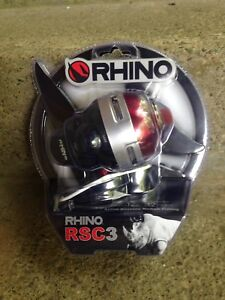 Rhino Fishing Reel, Purchased from Auction New
