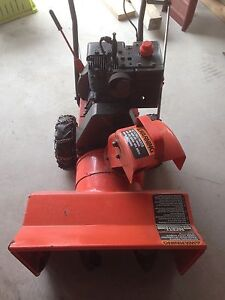 Snowblower trade or sell
