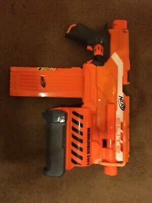 nerf elite demolisher 2 in 1 18 round mag