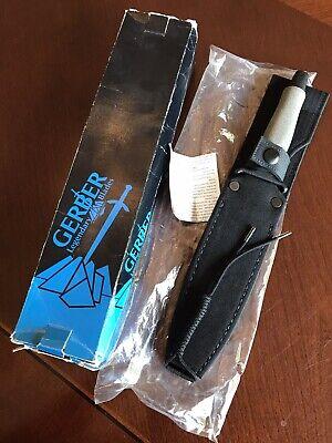 Gerber Mark 2 Mk II Knife Cutlery Shop Shoppe Exclusive GB5710 MINT BOX Sheath