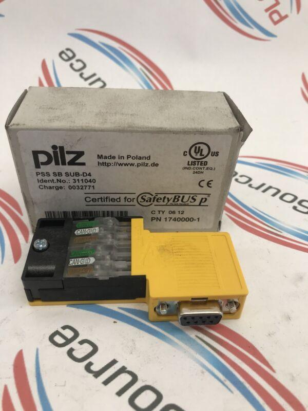 Pilz Digital Input PSS DI,Ident.Nr.:301100