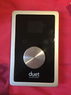 Apogee Duet 2 for Mac, Pro level sound card interface for recording  Arndell Park Blacktown Area Preview