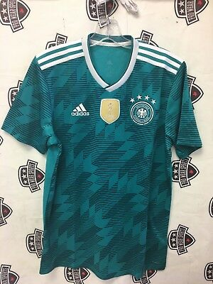 Germany 2018 World Cup Away Jersey XL