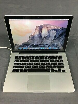 """Macbook Pro 13"""" Mid 2009, Core 2 Duo 2.53 GHz, 4GB Ram, 250 HDD, A Grade, A1278"""