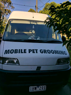 MOBILE DOG GROOMING BUSINESS FOR SALE!!