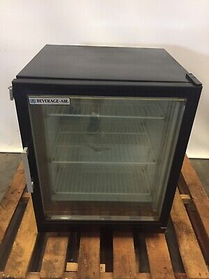 Beverage-air Cf-3 3.0 Cuft Countertop Reach-in Commercial Freezer Black
