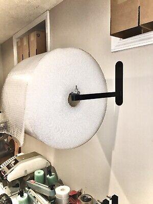 12 Wide Roll-wall Mount Bubble Wrap Bubblewrap Foam Roll Dispenser Holder