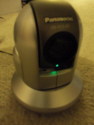 PANASONIC BB-HCE481A IP NETWORK SECURITY SURVEILLANCE PTZ CAMERA