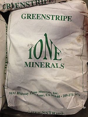 clay greenstripe fireclay refractory raw material 20lbs