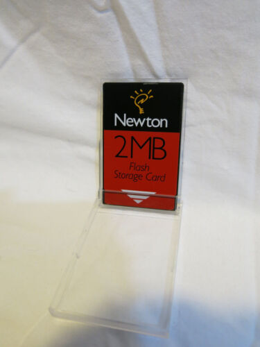Apple Newton Flash Card 2mb