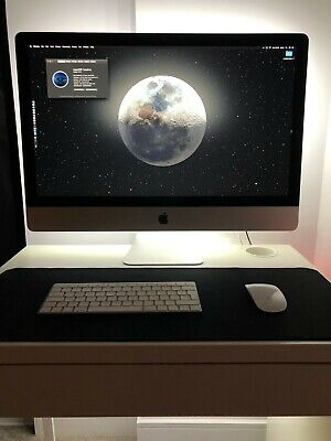 "Apple iMac 27"" 1TB 5k Retina Mint Condition 16GB RAM - Late 2015"