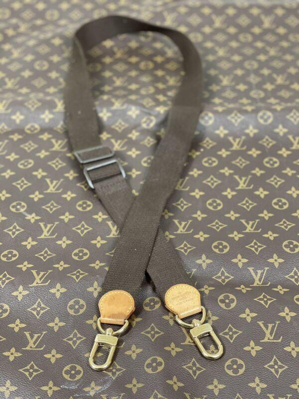 Louis Vuitton Vintage Cross Body Shoulder Strap For Garment Bag