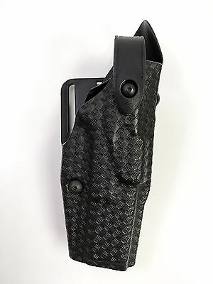 Safariland Level III Glock 17 22 31 Duty Holster Right Hand Black 6360-83-481