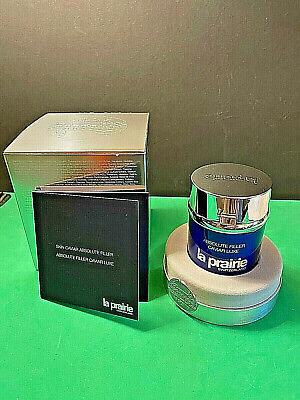 la prairie skin caviar absolute filler moisturizing cream 2.0 OZ NIB Switzerland