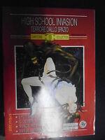 High School Invasion - Opuscolo Allegato Alla Videocassetta -  - ebay.it