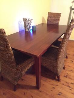 Six Seater Dining Room Table