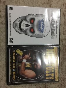 17 WWE DVDs from WWE shop sealed brand new for sale