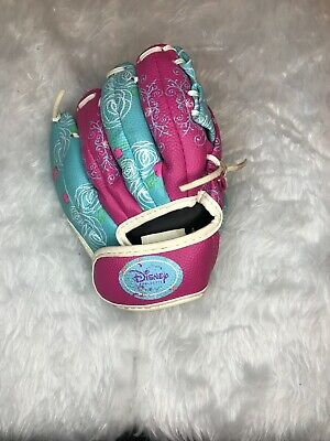 Disney Princess T-Ball/Softball Glove - -