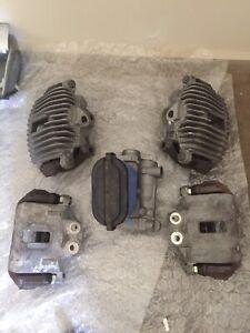 Brand new VL brakes