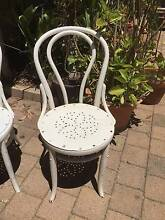 Old White Bentwood Chair Beckenham Gosnells Area Preview