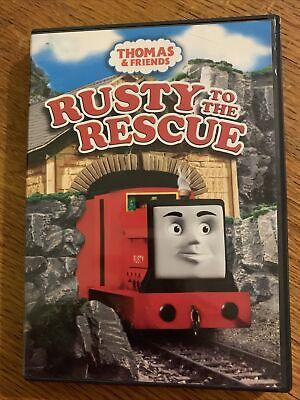 Thomas The Train DVD Rusty To The Rescue 2008 RARE
