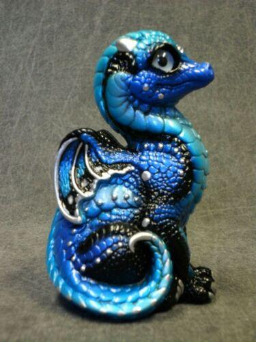 Windstone Editions NEW * Blue Morpho Baby Dragon * Statue Figurine Fantasy