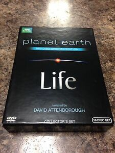 Planet Earth DVD Collector's Set