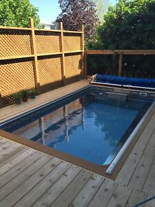 Used endless pool for sale! Great condition