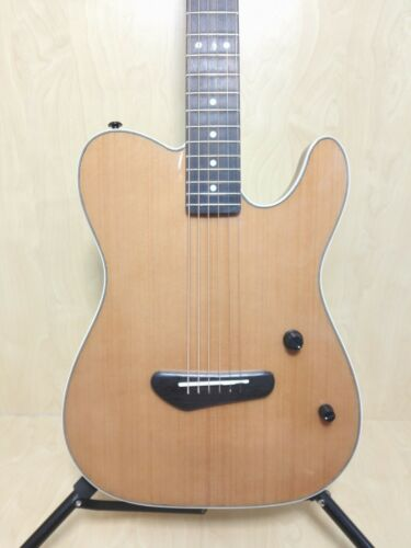 Haze Solid Mahogany Electric Guitar,Active Piezo Pickup,Locking Tune. MRE600EQN