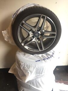 """18"""" Tires and rims"""