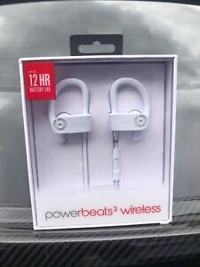Brand New Wireless Power Beats 3 for Sale! Never Opened!!