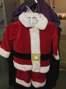Child's Santa Claus Outfit