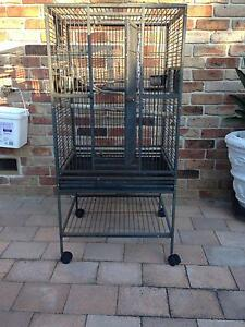 Parrot Cage with Stand - Need To Be Gone Sans Souci Rockdale Area Preview