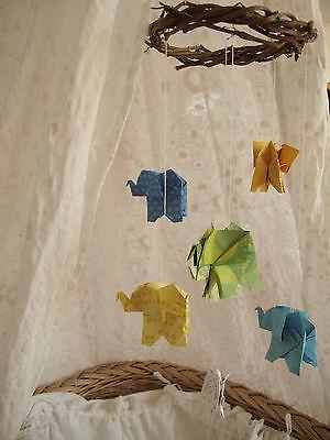 Geburtsgeschenk, Windspiel Elefanten & 25 Einzelelefanten
