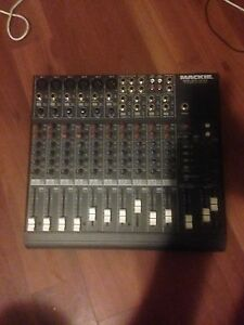 Mackie micro series 1402-VLZ 14 channel line mixer