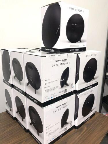 Harman Kardon Onyx Studio 4 Portable Bluetooth Speaker Black  - FREE Shipping