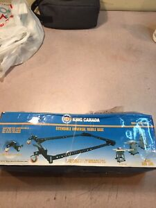 King Canada Extendable Mobile Base w/ Wheels