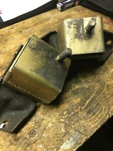 Small Block Ford Motor Mounts
