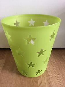 Star garbage can